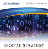 Register now to download your own Digital Strategy and receive a $160 voucher for a consultation.